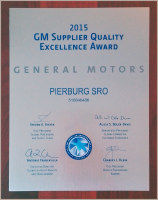 GM Supplier Quality Excellence